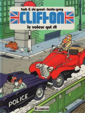 Clifton -2b1990- Le voleur qui rit