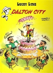 Lucky Luke (Pub et Pastiches) -34Total- Dalton city