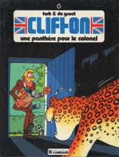 Clifton -6b91- Une panthère pour le colonel