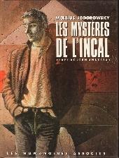 L'incal - Une aventure de John Difool -HS- Les Mystères de l'Incal