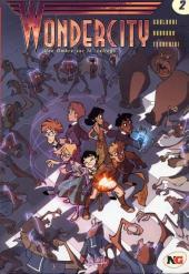 Wondercity -2- Une ombre sur le collège