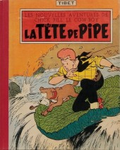Chick Bill (collection du Lombard) -6- La tête de pipe