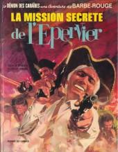 Barbe-Rouge -12'- La mission secrète de l'Epervier