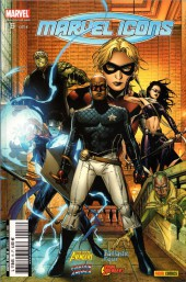 Marvel Icons (Marvel France 1re série) -16- Ronin (2)