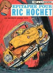 Ric Hochet -17'- Épitaphe pour Ric Hochet