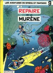 Spirou et Fantasio -9b70- Le repaire de la murène