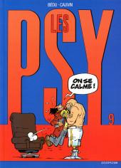 Les psy -9- On se calme !