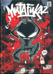 Mutafukaz -1- Dark Meat City