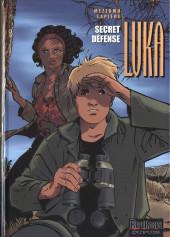 Luka -10- Secret défense