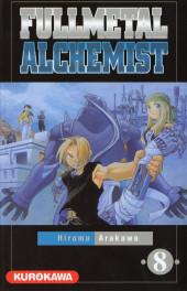 FullMetal Alchemist -8- Tome 8