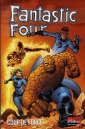 Fantastic Four (Marvel Deluxe) -2- Coup de force
