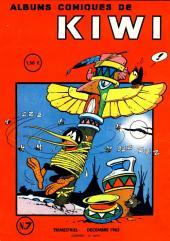 Kiwi (Albums comiques de) -7- Artiste de cinéma