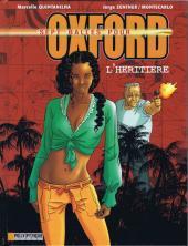 Sept balles pour Oxford -4- L'Héritière