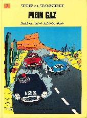 Tif et Tondu -7b1986- Plein gaz