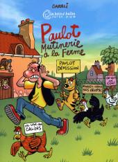 Paulot -3- Mutinerie à la ferme