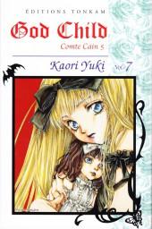 Comte Cain / Comte Cain - God Child -57- God Child vol. 7