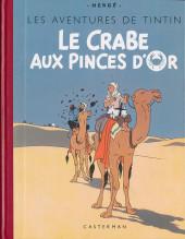 Tintin (Fac-similé couleurs) -9- Le crabe aux pinces d'or