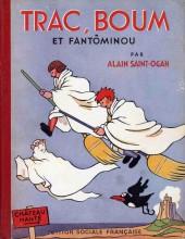 Trac et Boum -3- Trac, Boum et Fantôminou