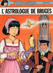 Yoko Tsuno -20Pub- L'astrologue de Bruges