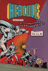 Hercule (1e Série - Collection Flash) -9- Les combattants de la liberté