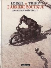 Magasin général -HS2- L'arrière boutique du magasin général II