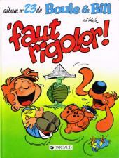 Boule et Bill -23- 'Faut rigoler!