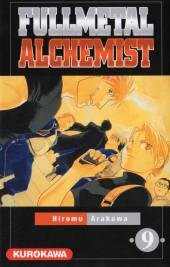 FullMetal Alchemist -9- L'Amertume d'un Alchimiste