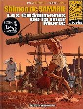 Shimon de Samarie / Le Samaritain -2- Les châtiments de la mer Morte