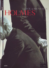 Holmes (1854/†1891?) -1- Épisode 1