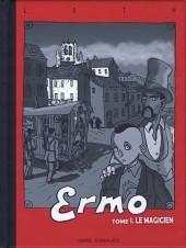Ermo -1- Le magicien