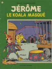 Jérôme -93- le koala masqué