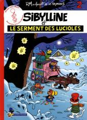 Sibylline -132- Sibylline et le serment des lucioles