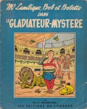 Bob et Bobette (Collection du Lombard) -4- Gladiateur-mystère