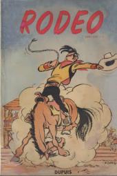 Lucky Luke -2- Rodéo