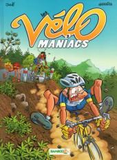 Les vélo Maniacs -2- Tome 2