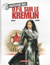 Insiders -5- O.P.A. sur le Kremlin