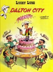 Lucky Luke -34FL- Dalton city