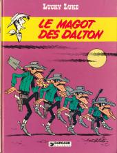 Lucky Luke -47- Le magot des Dalton