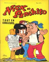 Nick et Panchito -10- On demande un gouverneur