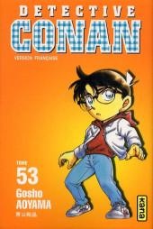 Détective Conan -53- Tome 53