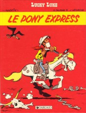 Lucky Luke -59- Le Pony Express