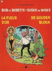 Bob et Bobette (Publicitaire) -Tida- La Fleur d'or