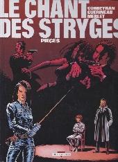 Le chant des Stryges -2a1998- Pièges
