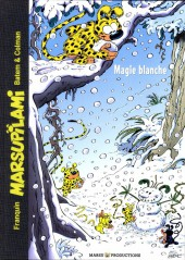 Marsupilami -19TT- Magie Blanche