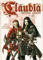 Claudia chevalier vampire