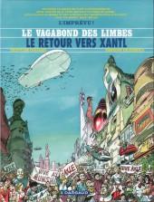 Le vagabond des Limbes -30- Le retour vers Xantl