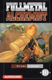 FullMetal Alchemist -10- Tome 10