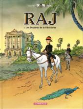 RAJ -1- Les Disparus de la Ville dorée