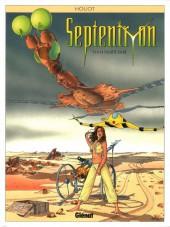Septentryon -1- La calotte jaune