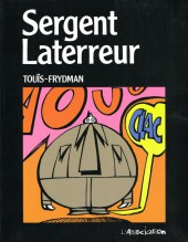 Sergent Laterreur - Tome INT